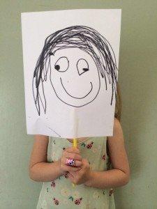 Isla drawing